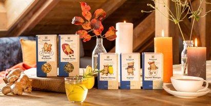 Sonnentor Organic Teas Organic Spices Sonnentorcom