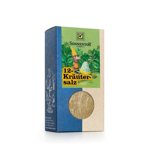 12-Herbs-Salt bio 120 g package