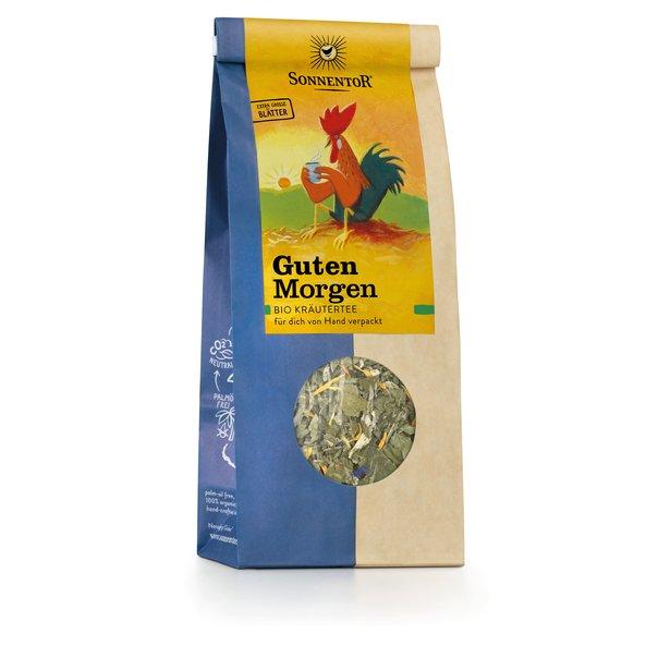 Good Morning Herbal Tea Loose Bio 50 G