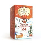 Spice Advent Calendar bio package