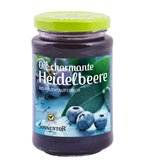 Blueberry fruit spread bio