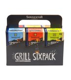 BBQ Spices Pack of 6