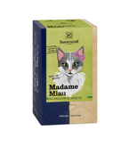 Madame Miau Herbal Tea bio double chamber bag