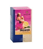 Ginger Lemon Tea bio single chamber bag