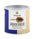Adios Salt! Seasoning with Vegetables Mediterranean bio jumbo spice tin small